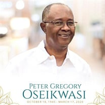 Peter Gregory  Oseikwasi