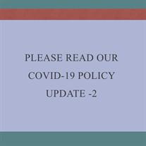 COVID 19 UDATE 2