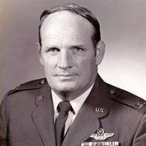 Colonel Stanley Arthur Taylor, USAF, Ret.
