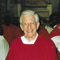 Deacon Ralph J. Hinch Jr