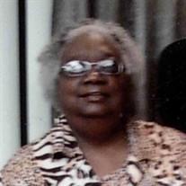 Charlene Elizabeth  Mason Washington