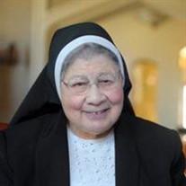 Sr. Mary Anna Ursula Addamus, OSB