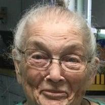 Mary Evelyn Penterman