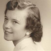 Mary Frances Rush Cole