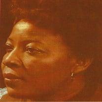Mrs. Winnie Mae Lee