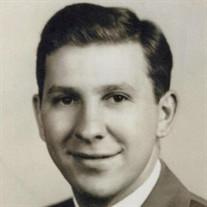 Paul W. J. Schumacher of the Gravel Hill community