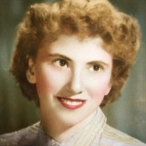 Dorothy Holmstrom Cooper