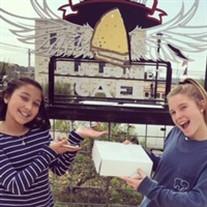 Hannah McCleery and Maddie Shrinivas