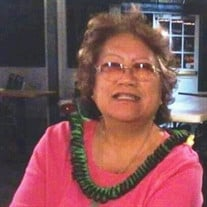 Ida Keanuenue Namaieluaokaahumanu Kahoalii