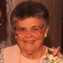 "Elizabeth  Ann ""Betty"" Perry"