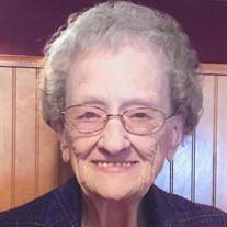 Mrs. Geneva Jarrell Brown