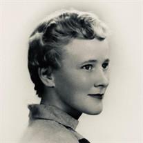 Elizabeth (Betty) E. Files