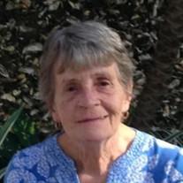 Mrs. Gladys McClure Teasley (Courtesy)