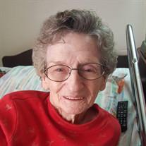 Mildred Wanda Wickson