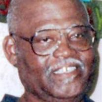 Earthy B. Williams Sr.