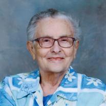 """Mrs. Elizabeth """"Beth"""" Helen Deakin (nee Reid)"""
