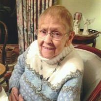 Arlie Joyce Bennett