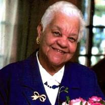 Ms.  Irene Reaux Hutchins
