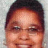 MRS ALICIA GWENDOLYN PLATER