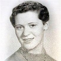 Donna Mae Lindstrom