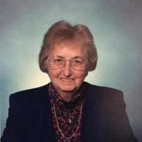 Mrs. Ethelene Carney Dorton