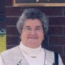 Audrey Mahaffey Frady