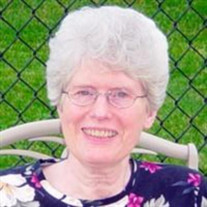 Barbara Ann Standing