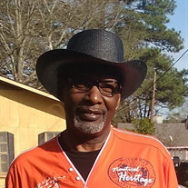"""Mr. Willie J. """"Sugar Hill"""" Hill"""