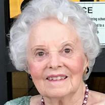 Faye Yarborough Crawford Mitchell