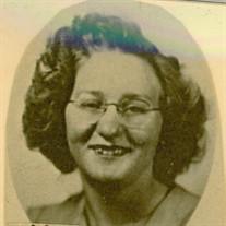 Margie Belle Bramlett