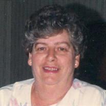 Peggy Kathleen Hembree Hall