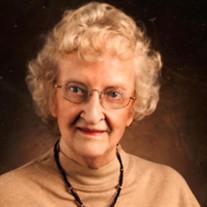 Jean Elizabeth Oxley