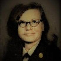 Nadine Florence Burt