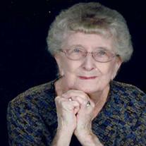 Mrs. Gilberta June Thompson, age 89 of Melrose