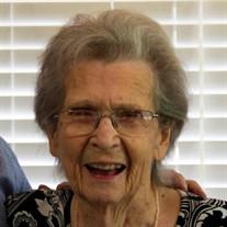 Betty Jo Clarke Davis
