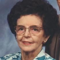 Ruth Anna Timmerman McKittrick