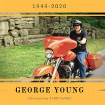 """George """"Butch"""" H. Young Jr."""
