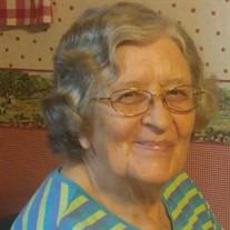 Mary Willis Foster Pleasants