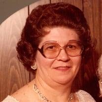 """Mildred """"Mitzi"""" Ann Pogo"""