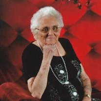 Mrs. Tressa E. Miller