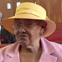 June Orene Briggs