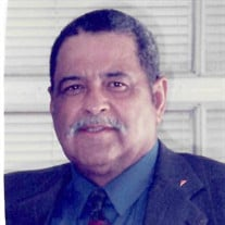 Gilbert Cumbo Sr