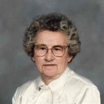 Ruth Valdine Hanson