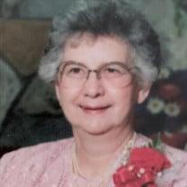 Mary Elizabeth (Lib) Johnson