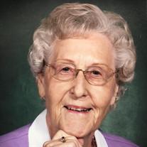 Elsie Marie Wendel