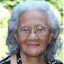 Annie Mae Patterson