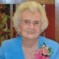 Nellie Marie Tevepaugh  Burgess