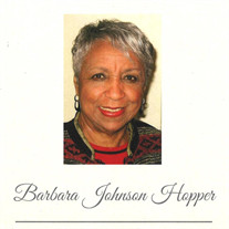Mrs. Barbara Hopper
