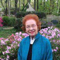Norma Lee Woosley Bernhardt
