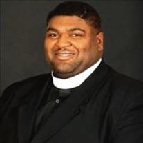 Rev. Dr. Kejuane Artez Bates